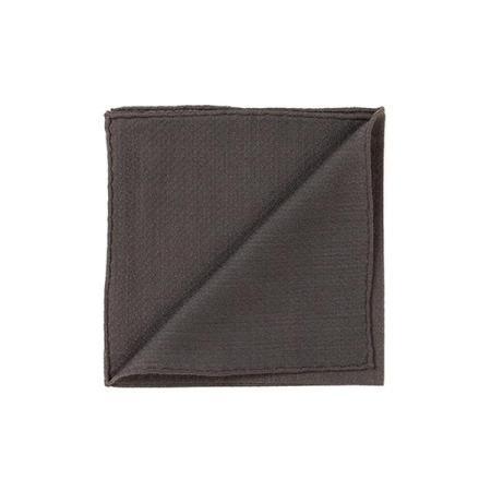 Cashmere » Dark brown pocket handkerchief