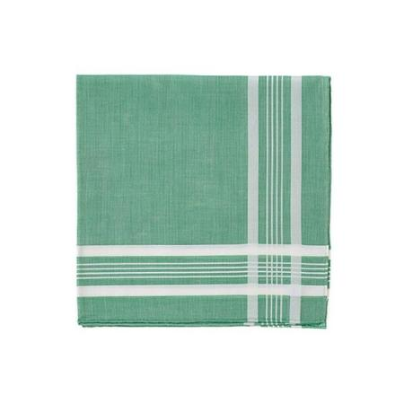 The essentials » Concerto green handkerchief